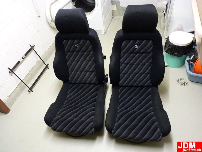 Sold Classic Olschool K 246 Nig Reclining Racing Seats Amp 240z