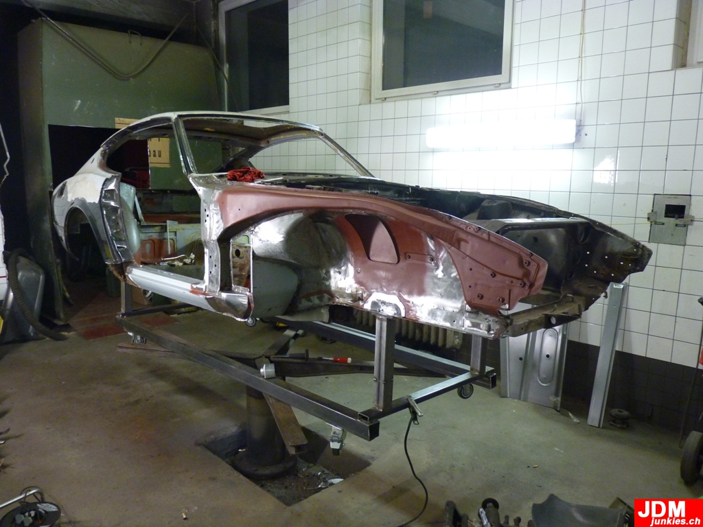 Project S30z My Swiss Datsun 240z 1972 Japanese